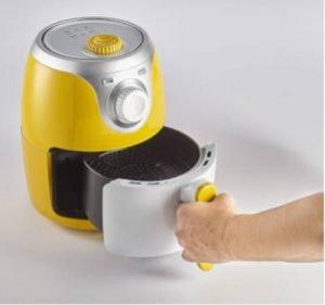 manico friggitrice ad aria calda 4615 ariete