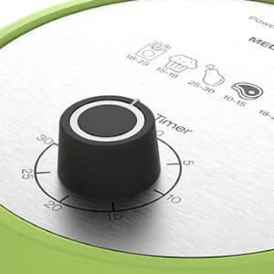 timer friggitrice ad aria smartfry mediatec
