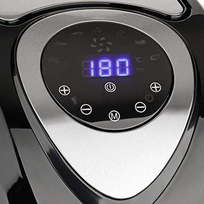 pannello di controllo friggitrice bakaji 3.2 lt