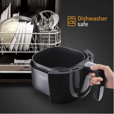 cestello friggitrice ad aria aigostar lavabile in lavastoviglie