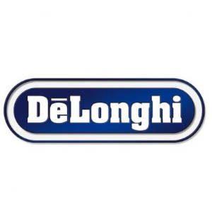 logo friggitrice ad aria De'Longhi
