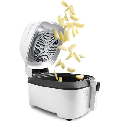 capienza friggitrice De'Longhi fh2101.w