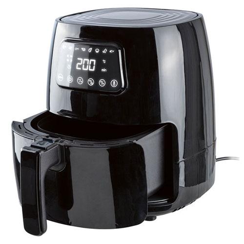 friggitrice ad aria lidl silvercrest shf 1400 a1 recensione