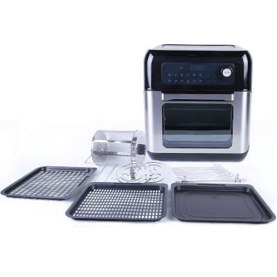 accessori in dotazione friggitrice ad aria uten a forno 10 litri