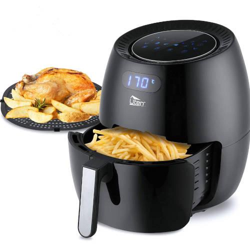 recensione friggitrice ad aria utente 6,5 litri