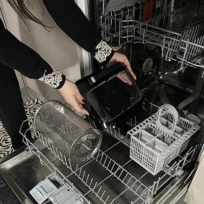 pulizia friggitrice ariete 4619 oven