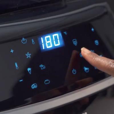 pannello di controllo friggitrice ad aria Princess 182080