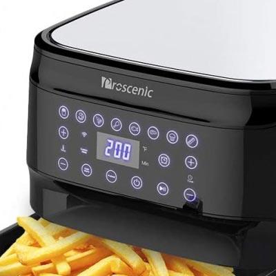 display friggitrice ad aria proscenic t21