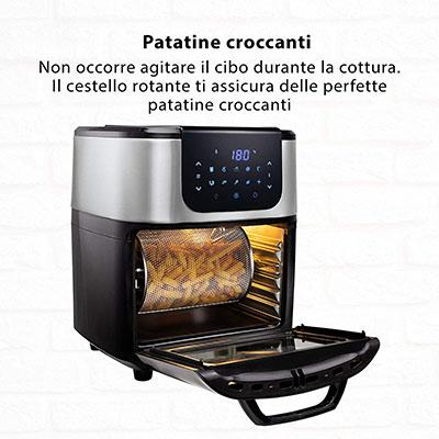 cestello rotante patatine fritte princess 182075